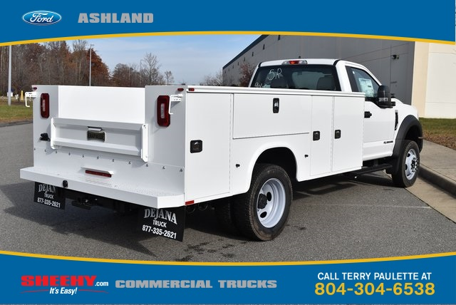 2019 F-450 Regular Cab DRW 4x2, Knapheide Standard Service Body #JF85466 - photo 6