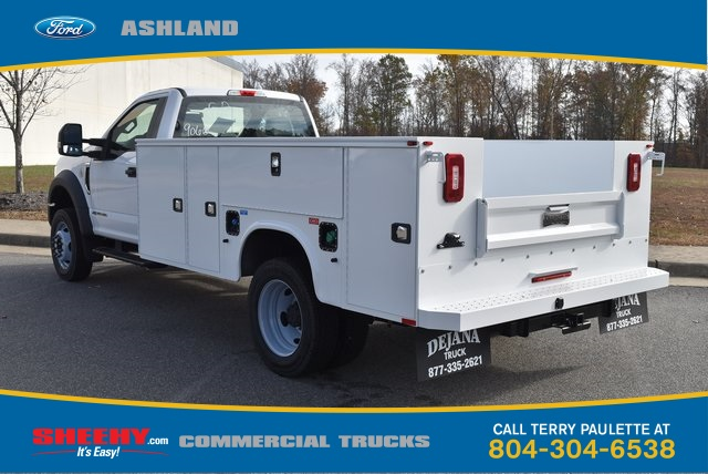 2019 F-450 Regular Cab DRW 4x2, Knapheide Service Body #JF85466 - photo 1