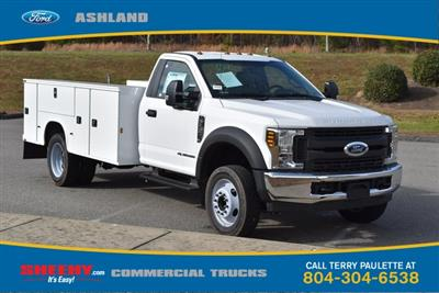 2019 F-450 Regular Cab DRW 4x2, Knapheide Standard Service Body #JF85466 - photo 3
