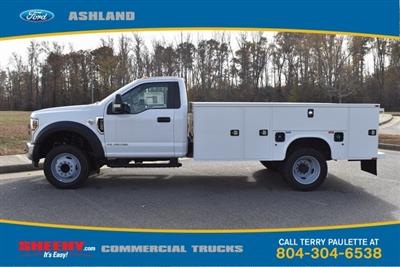 2019 F-450 Regular Cab DRW 4x2, Knapheide Standard Service Body #JF85466 - photo 9