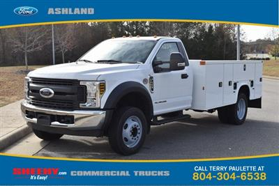2019 F-450 Regular Cab DRW 4x2, Knapheide Standard Service Body #JF85466 - photo 1