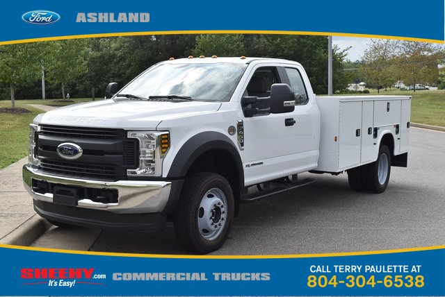 Courtesy Ford Conyers Ga >> Knapheide F-450 Service Body Trucks