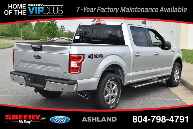 2019 F-150 SuperCrew Cab 4x4,  Pickup #JFB59983 - photo 5