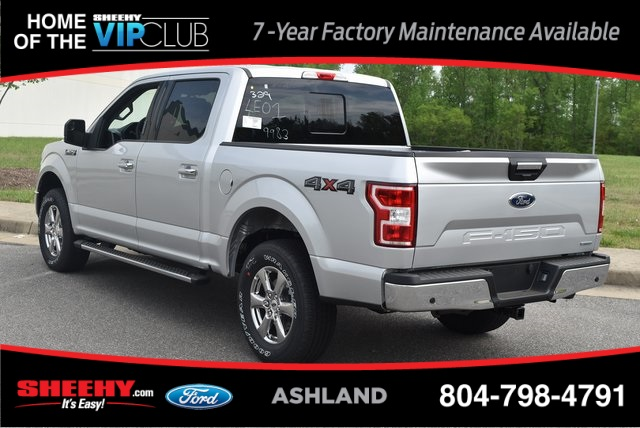 2019 F-150 SuperCrew Cab 4x4,  Pickup #JFB59983 - photo 2