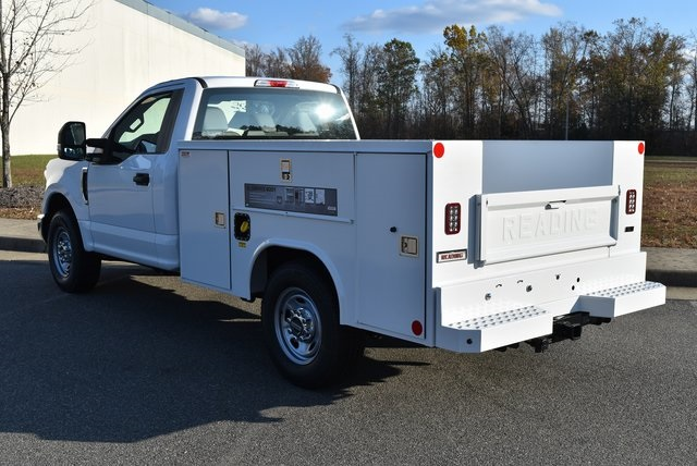 2019 F-250 Regular Cab 4x2, Reading Service Body #JG21335 - photo 1