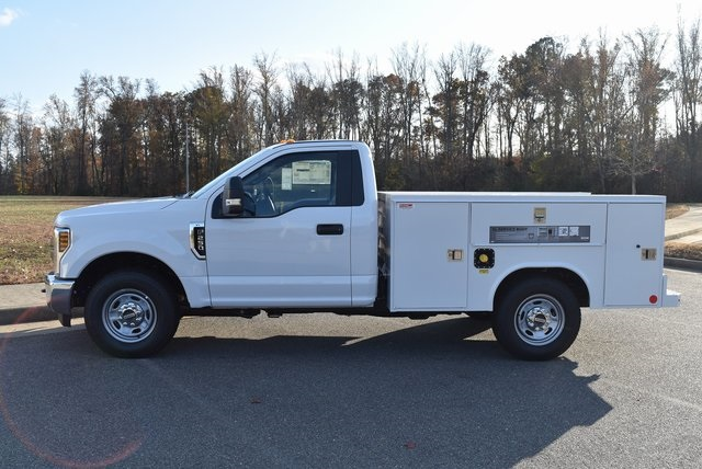 2019 F-250 Regular Cab 4x2, Reading SL Service Body #JG21335 - photo 9