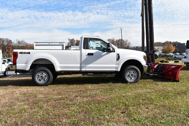 2019 F-250 Regular Cab 4x4, BOSS Snowplow Pickup #JG57931 - photo 4