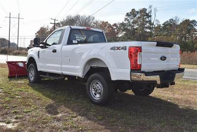 2019 F-250 Regular Cab 4x4, BOSS Snowplow Pickup #JG57931 - photo 2