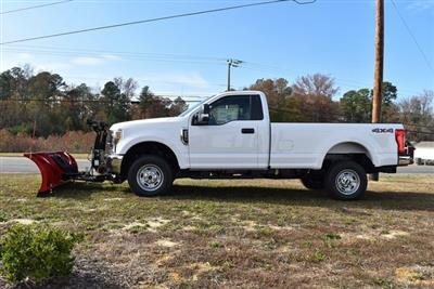 2019 F-250 Regular Cab 4x4, BOSS Snowplow Pickup #JG57931 - photo 6