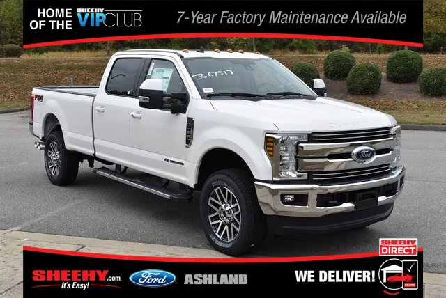 2019 F-350 Crew Cab 4x4, Pickup #JG67517 - photo 3