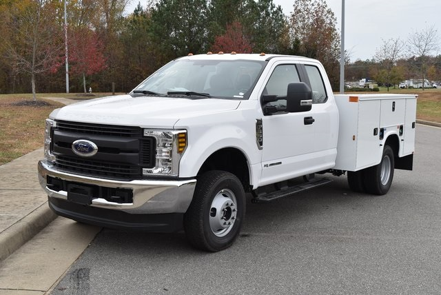 2019 F-350 Super Cab DRW 4x4, Knapheide Service Body #JG79497 - photo 1