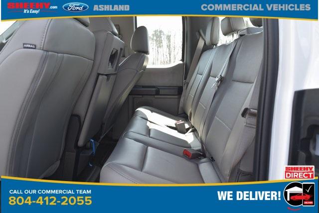 2019 F-350 Super Cab 4x4, Reading Classic II Steel Service Body #JG79788 - photo 11