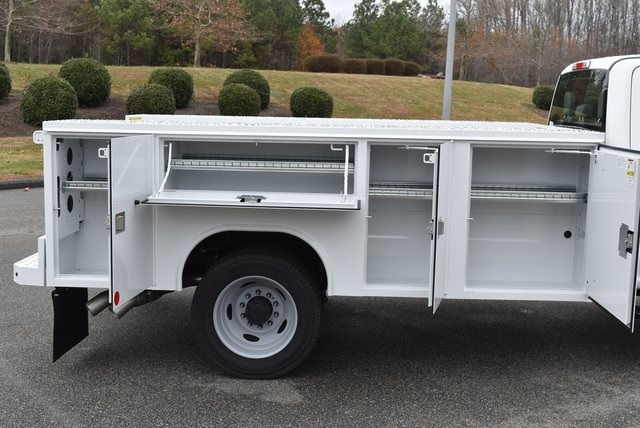2019 F-550 Super Cab DRW 4x4, Reading SL Service Body #JG79791 - photo 5
