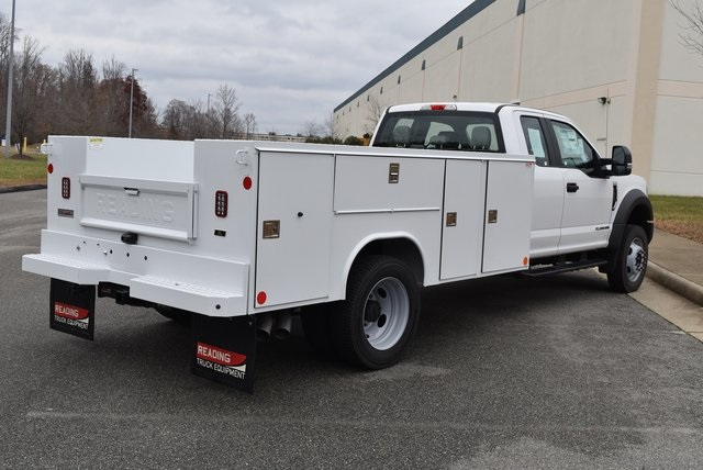 2019 F-550 Super Cab DRW 4x4, Reading SL Service Body #JG79791 - photo 6