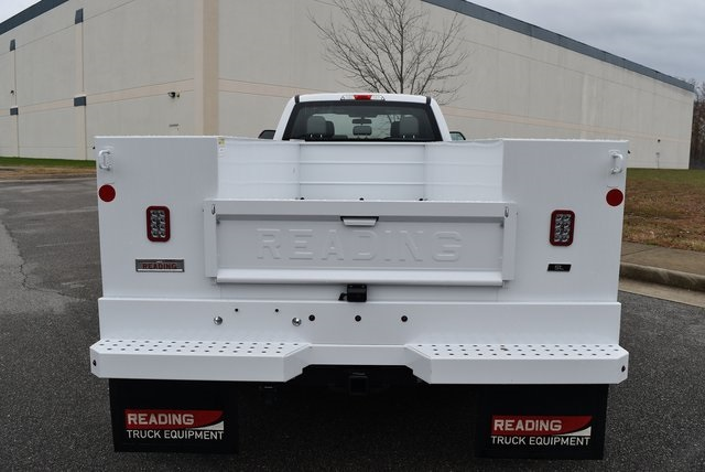 2019 F-550 Super Cab DRW 4x4, Reading SL Service Body #JG79791 - photo 7