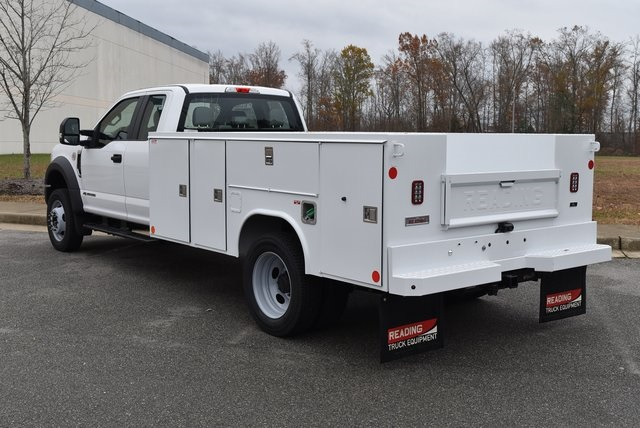 2019 F-550 Super Cab DRW 4x4, Reading SL Service Body #JG79791 - photo 2