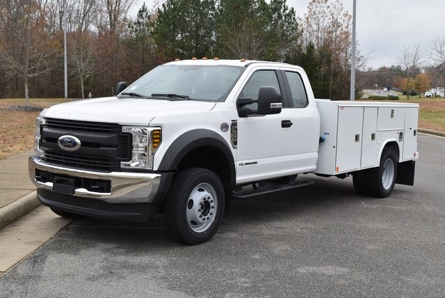 2019 F-550 Super Cab DRW 4x4, Reading SL Service Body #JG79791 - photo 1