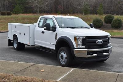 2019 F-550 Super Cab DRW 4x4, Reading SL Service Body #JG79791 - photo 3