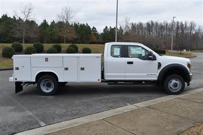 2019 F-550 Super Cab DRW 4x4, Reading SL Service Body #JG79791 - photo 4