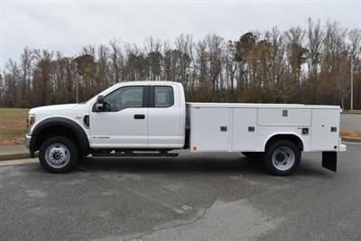 2019 F-550 Super Cab DRW 4x4, Reading SL Service Body #JG79791 - photo 9