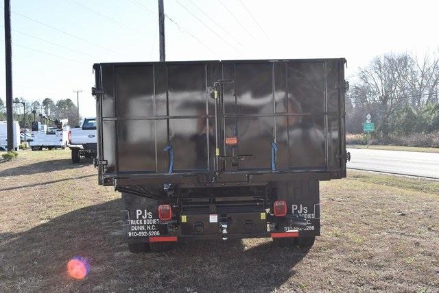 2019 F-550 Crew Cab DRW 4x4, PJ's Landscape Dump #JG80411 - photo 4
