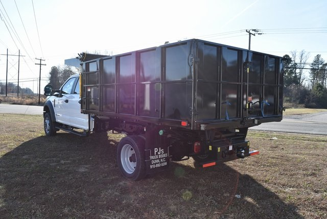 2019 F-550 Crew Cab DRW 4x4, PJ's Landscape Dump #JG80411 - photo 5