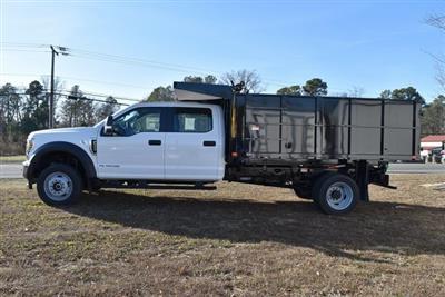 2019 F-550 Crew Cab DRW 4x4, PJ's Landscape Dump #JG80411 - photo 6