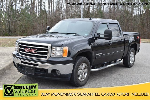2012 Sierra 1500 Crew Cab 4x4, Pickup #JG83074A - photo 11