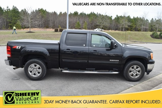 2012 Sierra 1500 Crew Cab 4x4, Pickup #JG83074A - photo 3