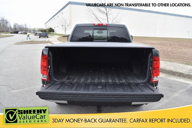 2012 Sierra 1500 Crew Cab 4x4, Pickup #JG83074A - photo 7