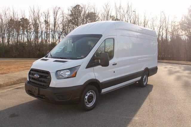 2020 Ford Transit 350 High Roof 4x2, Upfitted Cargo Van #JKB35647 - photo 4