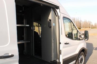 2020 Ford Transit 350 High Roof 4x2, Upfitted Cargo Van #JKB35647 - photo 6