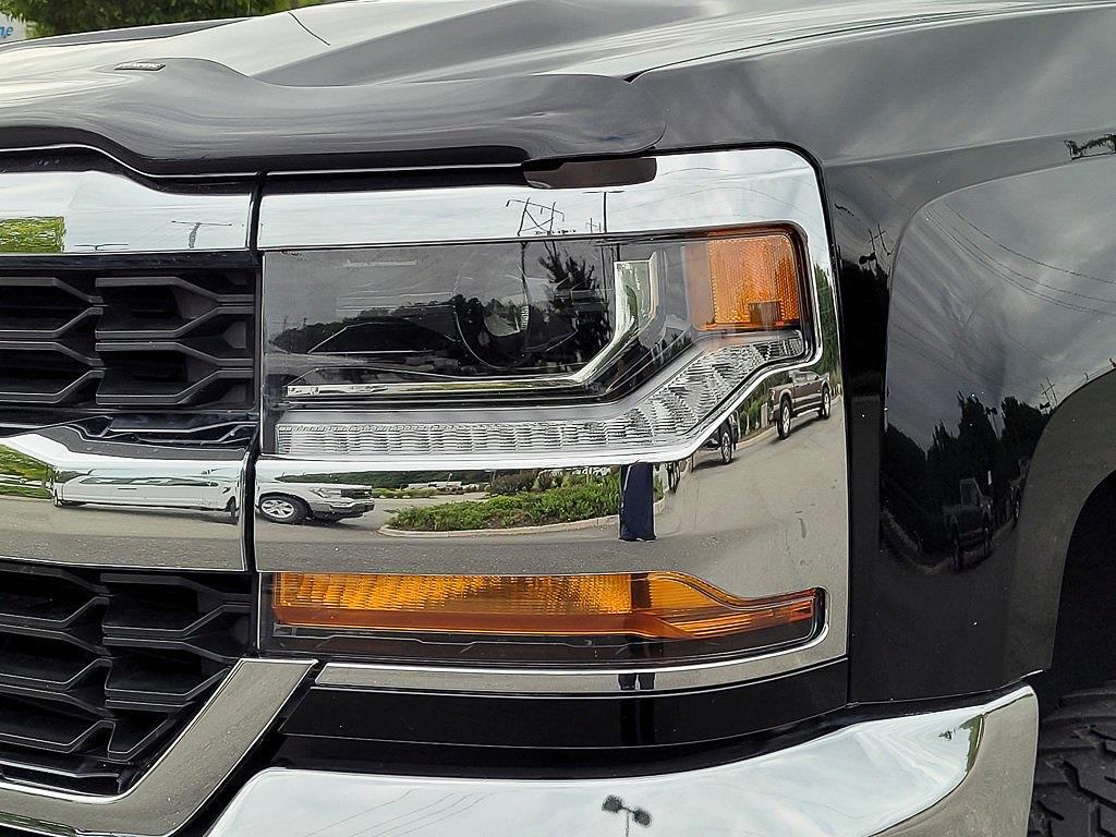 2018 Silverado 1500 Double Cab 4x4,  Pickup #JZ2562A - photo 4