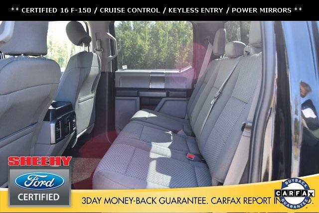 2016 F-150 SuperCrew Cab 4x4,  Pickup #JP1664 - photo 14