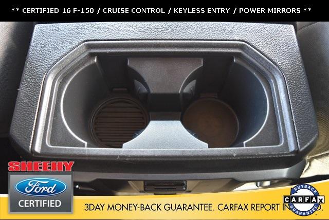 2016 F-150 SuperCrew Cab 4x4,  Pickup #JP1664 - photo 15