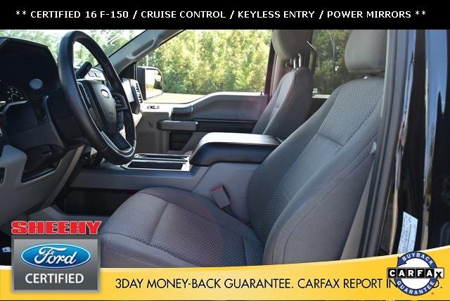 2016 F-150 SuperCrew Cab 4x4,  Pickup #JP1664 - photo 25