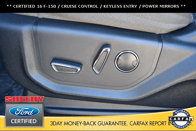 2016 F-150 SuperCrew Cab 4x4,  Pickup #JP1664 - photo 26