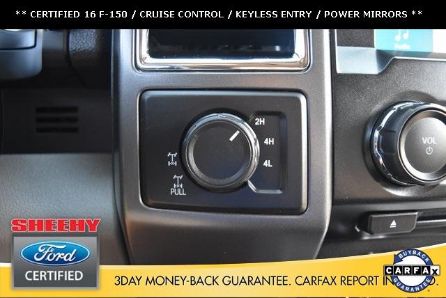 2016 F-150 SuperCrew Cab 4x4,  Pickup #JP1664 - photo 31