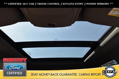 2016 F-150 SuperCrew Cab 4x4,  Pickup #JP1664 - photo 34