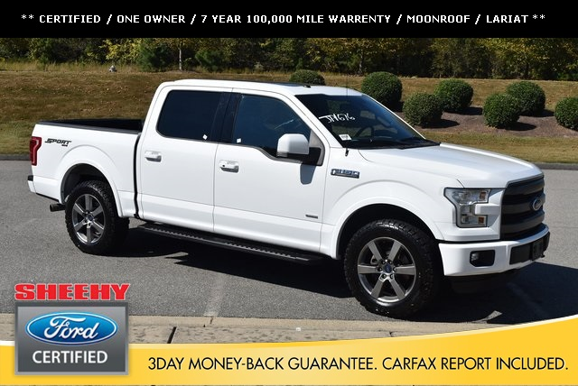 2016 F-150 SuperCrew Cab 4x4,  Pickup #JP1676 - photo 2