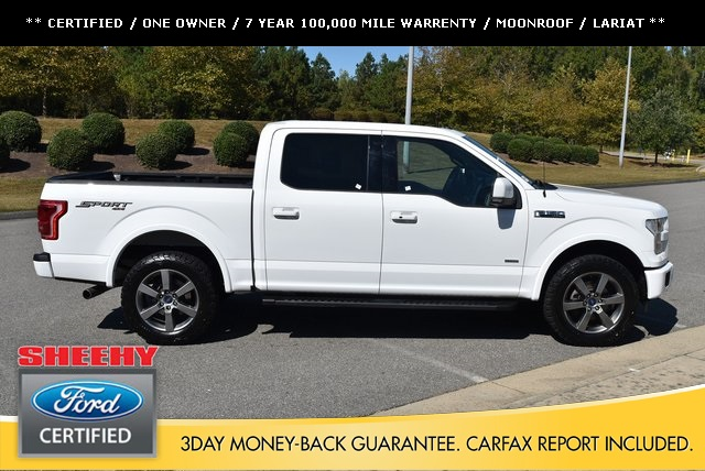 2016 F-150 SuperCrew Cab 4x4,  Pickup #JP1676 - photo 3