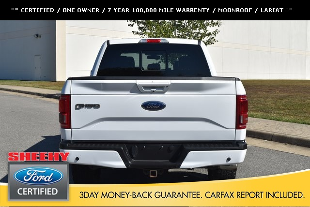 2016 F-150 SuperCrew Cab 4x4,  Pickup #JP1676 - photo 5