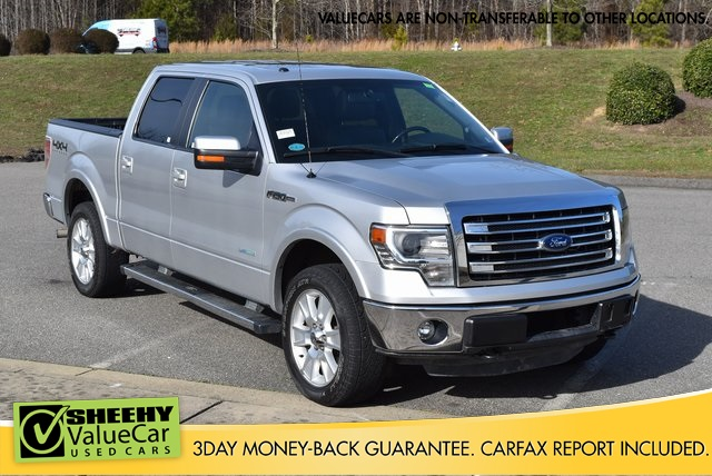 2013 F-150 SuperCrew Cab 4x4, Pickup #JP1777A - photo 1