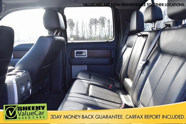 2013 F-150 SuperCrew Cab 4x4, Pickup #JP1777A - photo 14