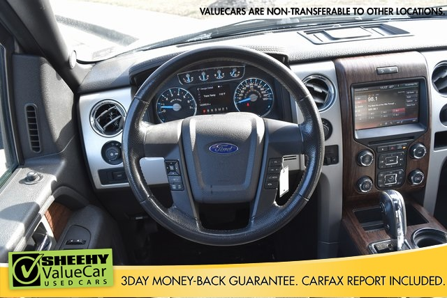 2013 F-150 SuperCrew Cab 4x4, Pickup #JP1777A - photo 19
