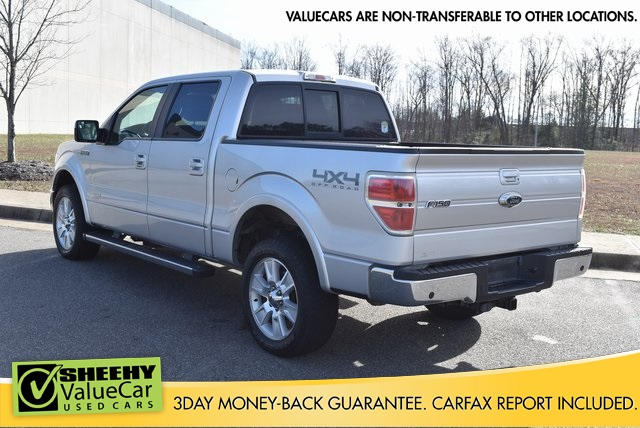 2013 F-150 SuperCrew Cab 4x4, Pickup #JP1777A - photo 7