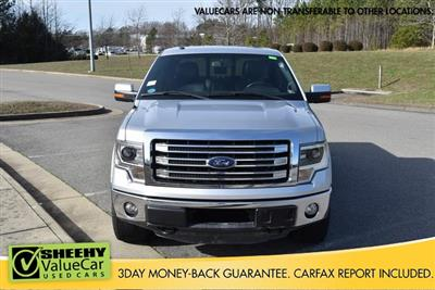 2013 F-150 SuperCrew Cab 4x4, Pickup #JP1777A - photo 11
