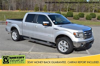 2013 F-150 SuperCrew Cab 4x4, Pickup #JP1777A - photo 2