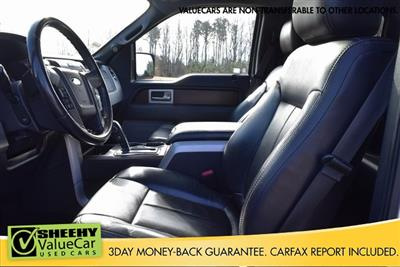 2013 F-150 SuperCrew Cab 4x4, Pickup #JP1777A - photo 24