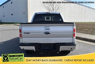 2013 F-150 SuperCrew Cab 4x4, Pickup #JP1777A - photo 6